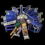 SSG impulse current generator